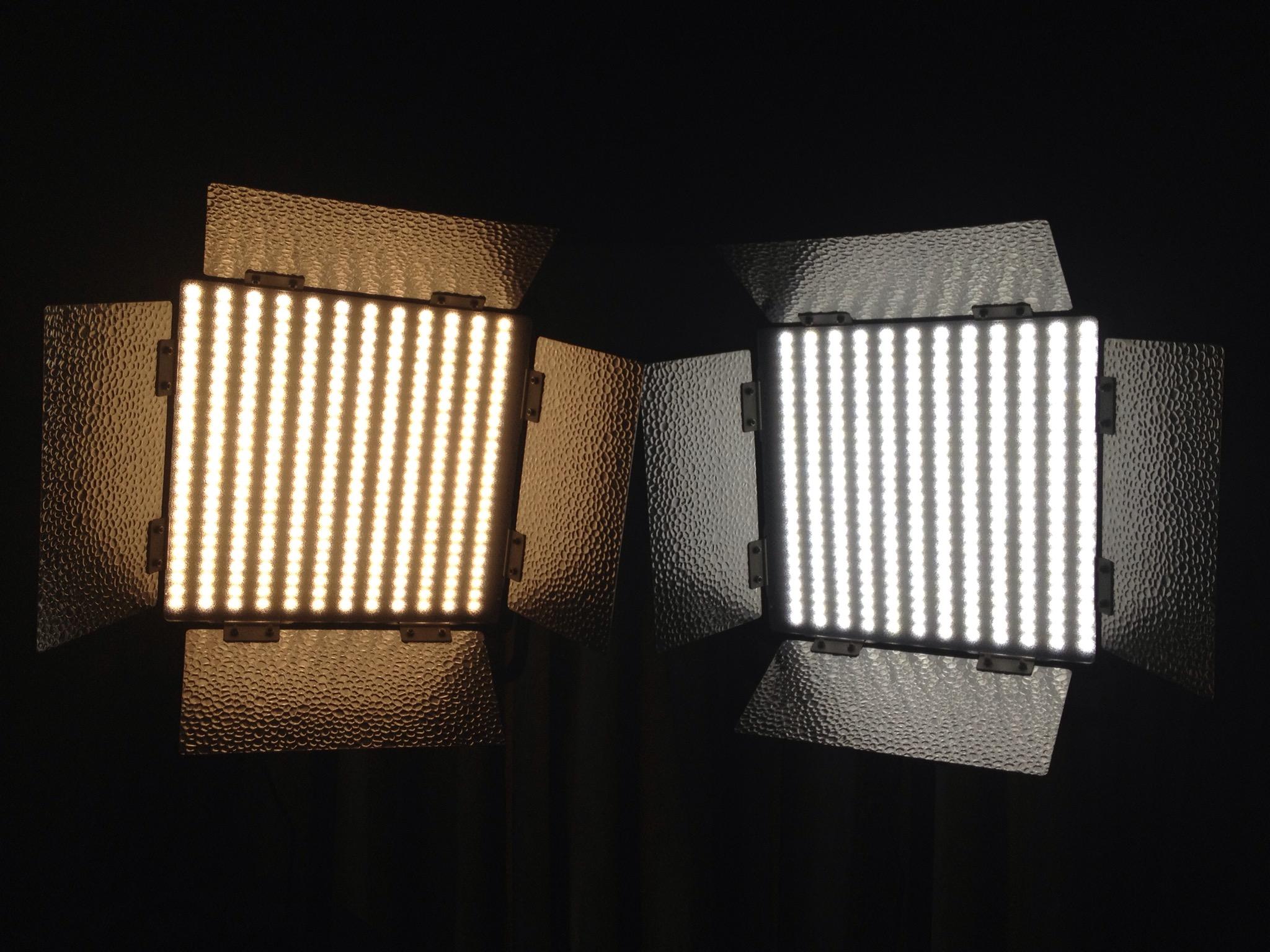 LED panels by LedGo
