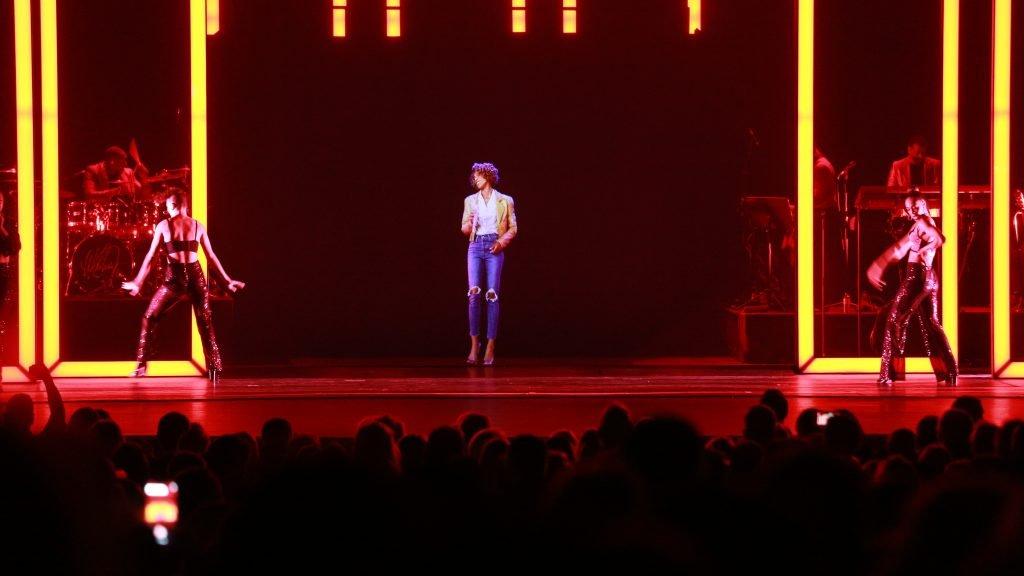 Whitney Houston Hologram World Tour